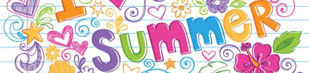 Summer Fun for School Age Children